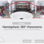 hemispheric 180°